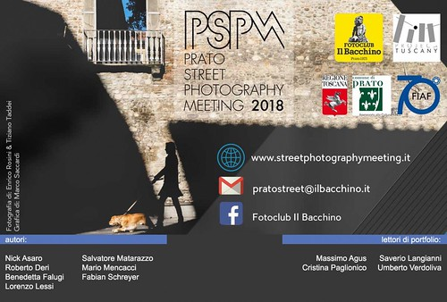 Prato Street Photography Meeting 2018 | by Benedetta Falugi