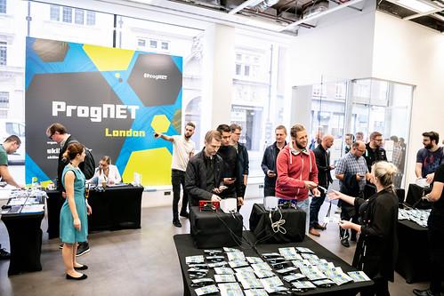 ProgNET London 2018   12th - 14th Sep 2018   London