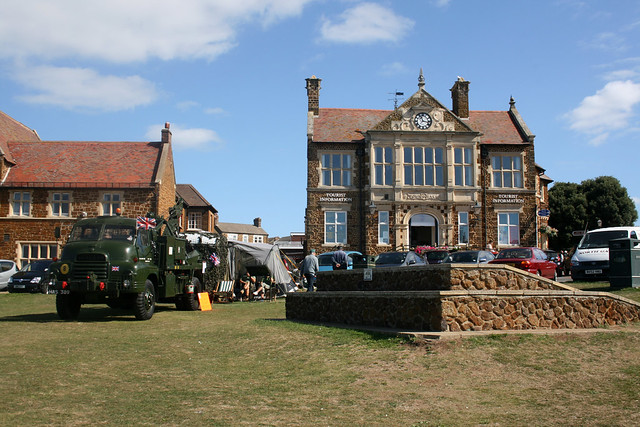 The green at Hunstanton