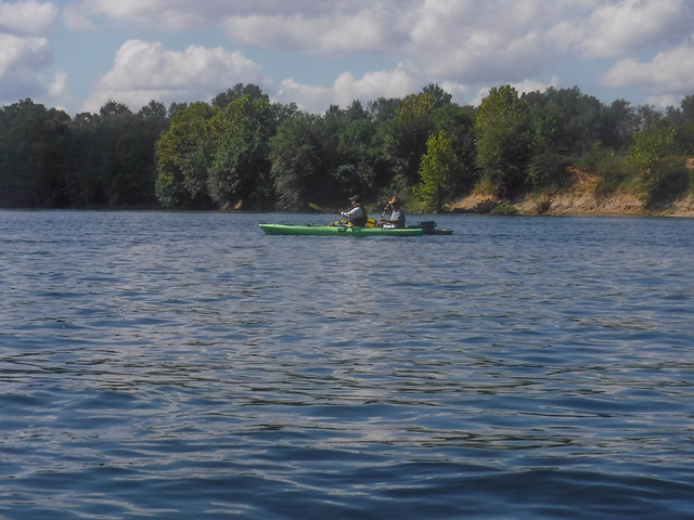 Savanah River with LCU-42