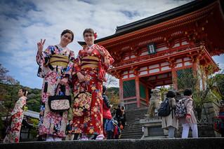 Higashiyama en Kimono | by Viajar Code: Veronica