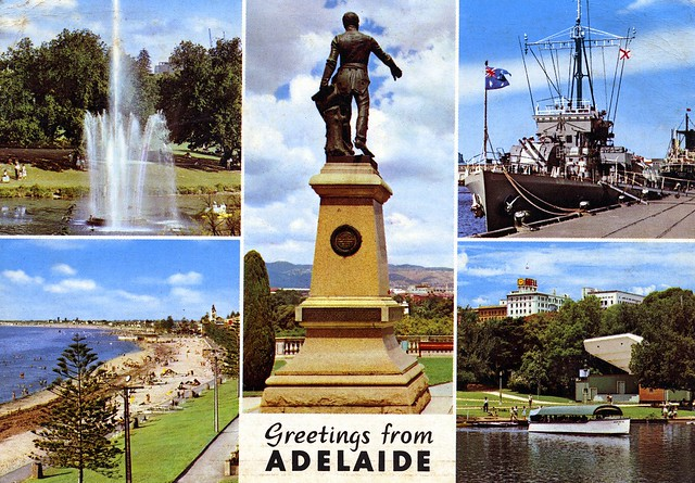 ADELAIDE POST CARD