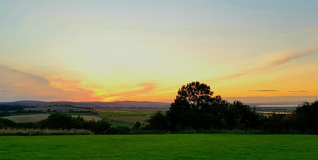 Northumberland Sunset