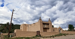church at trampas nm