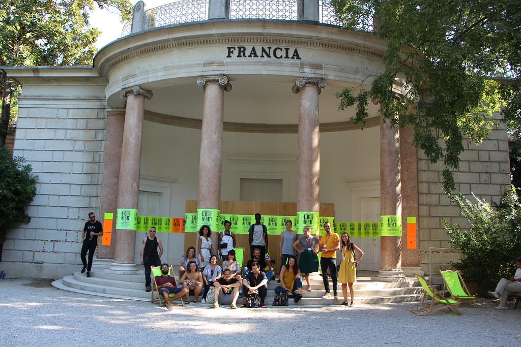 Venise 2018 - Lieux infinis  / Les Grands Voisins