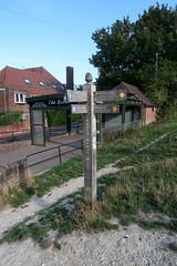 SDW:  Alfriston to Eastbourne via Jevington