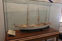 USGC 'Eagle' Ship Model