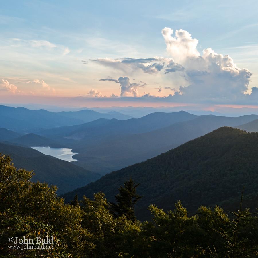 Blue Ridge Mountains Asheville Nc 70021 Just Before Su