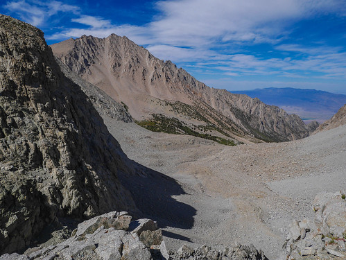 Owens Valley from most of the way up the Shepherds Pass trail | by snackronym
