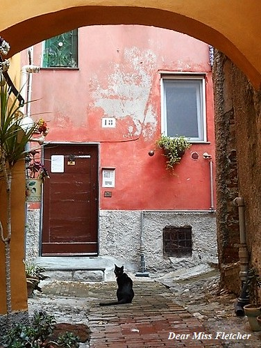 Salita di Monterosso (2) | by Dear Miss Fletcher