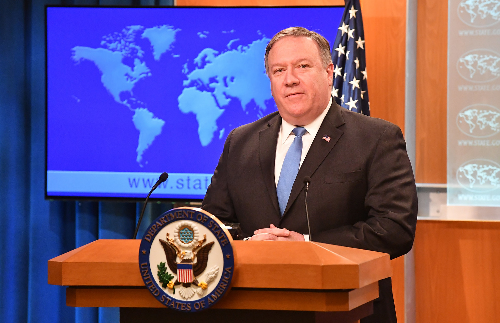 Secretary of State Statement On Covid-19 | U.S. Embassy in Niger