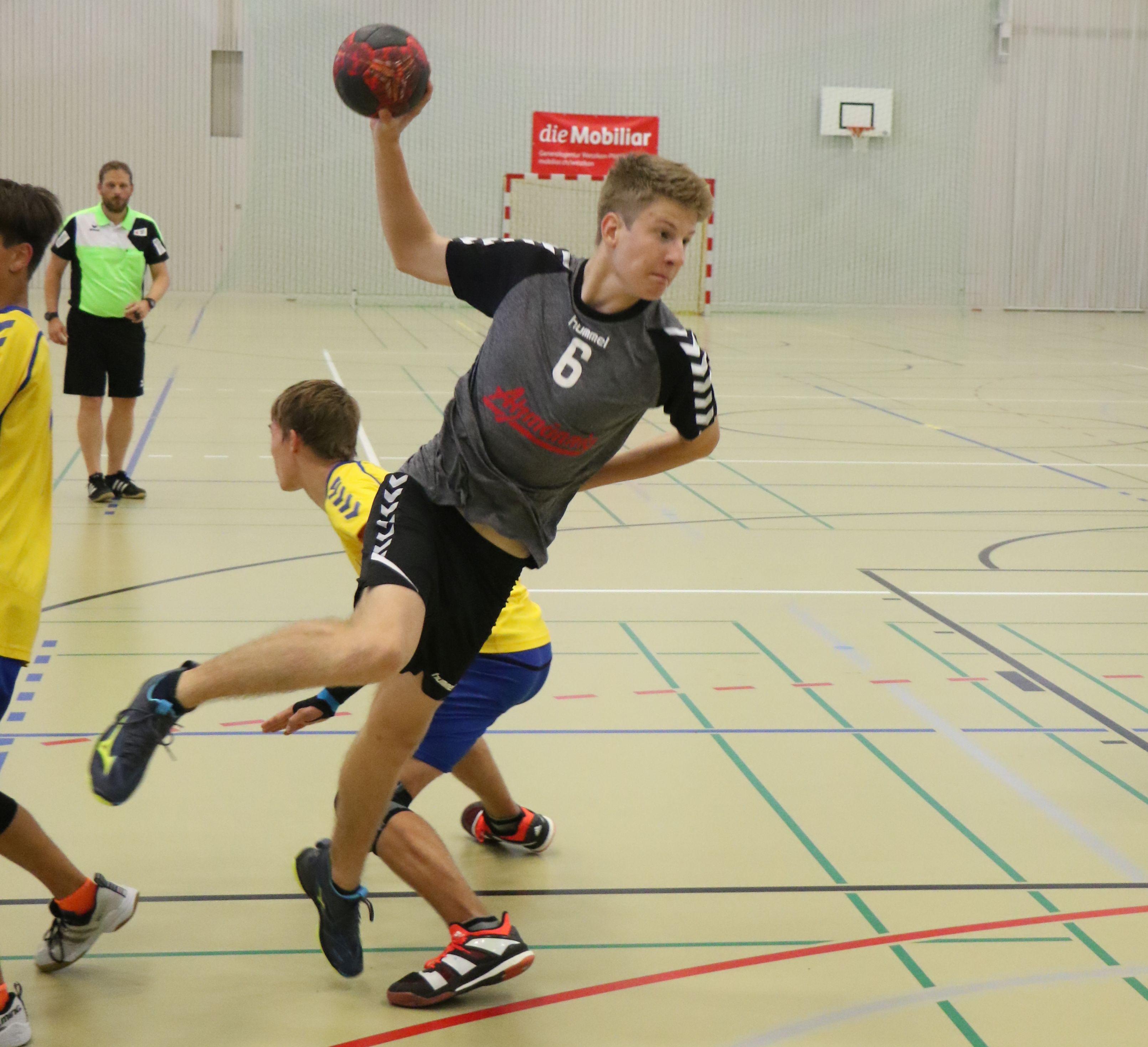 MU19 2018/09/15 - HC Bruggen