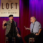 Thu, 06/09/2018 - 12:26am - Richard Thompson performs for a lucky group of WFUV Members at The Loft at City Winery in NYC, 9/5/18. Hosted by Darren DeVivo. Photo by Gus Philippas/WFUV
