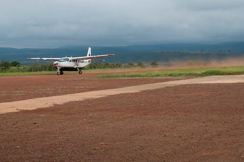 Manyara airstrip | by Laura Jacobsen