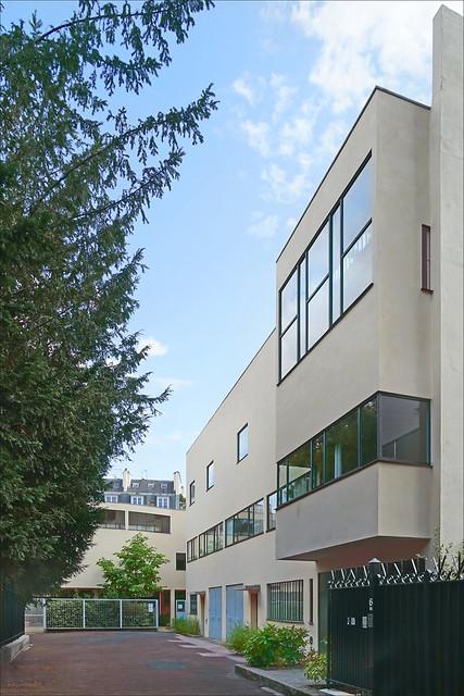 Les maisons La Roche et Jeanneret de Le Corbusier (Paris)