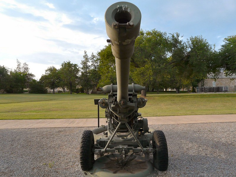 M119 105mm Tarack 4