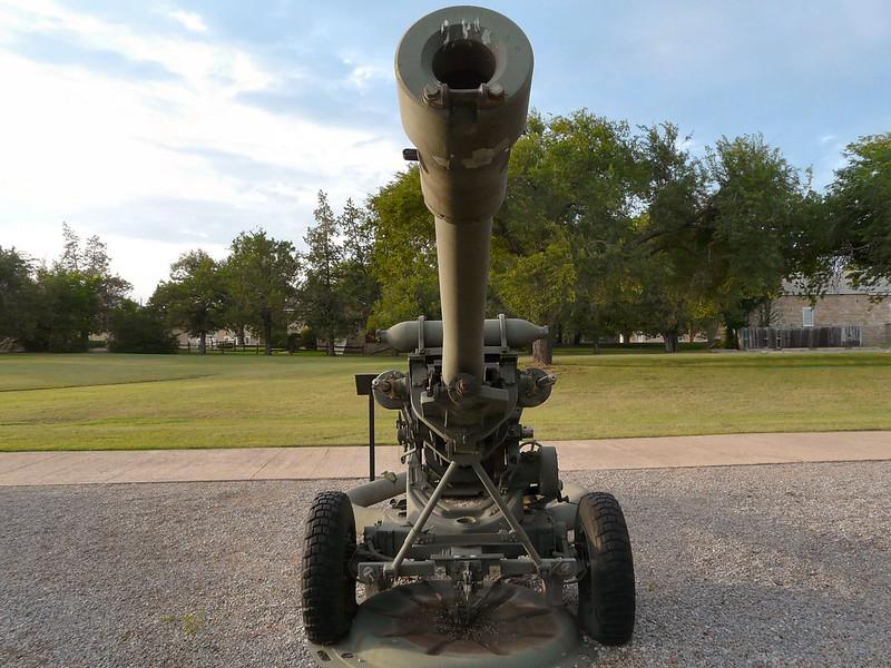 M119 105mm Howitzer 4