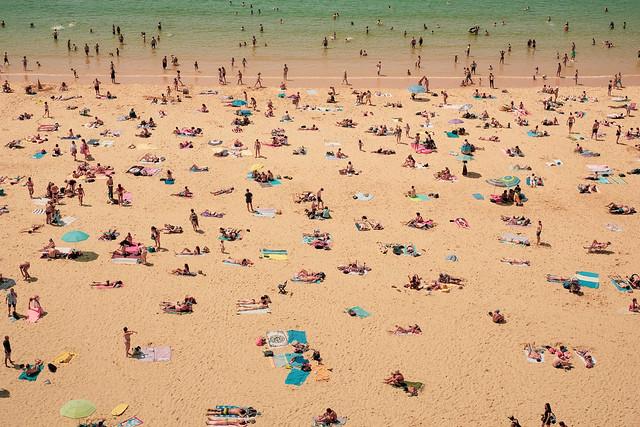 La Concha Beach // San Sebastian