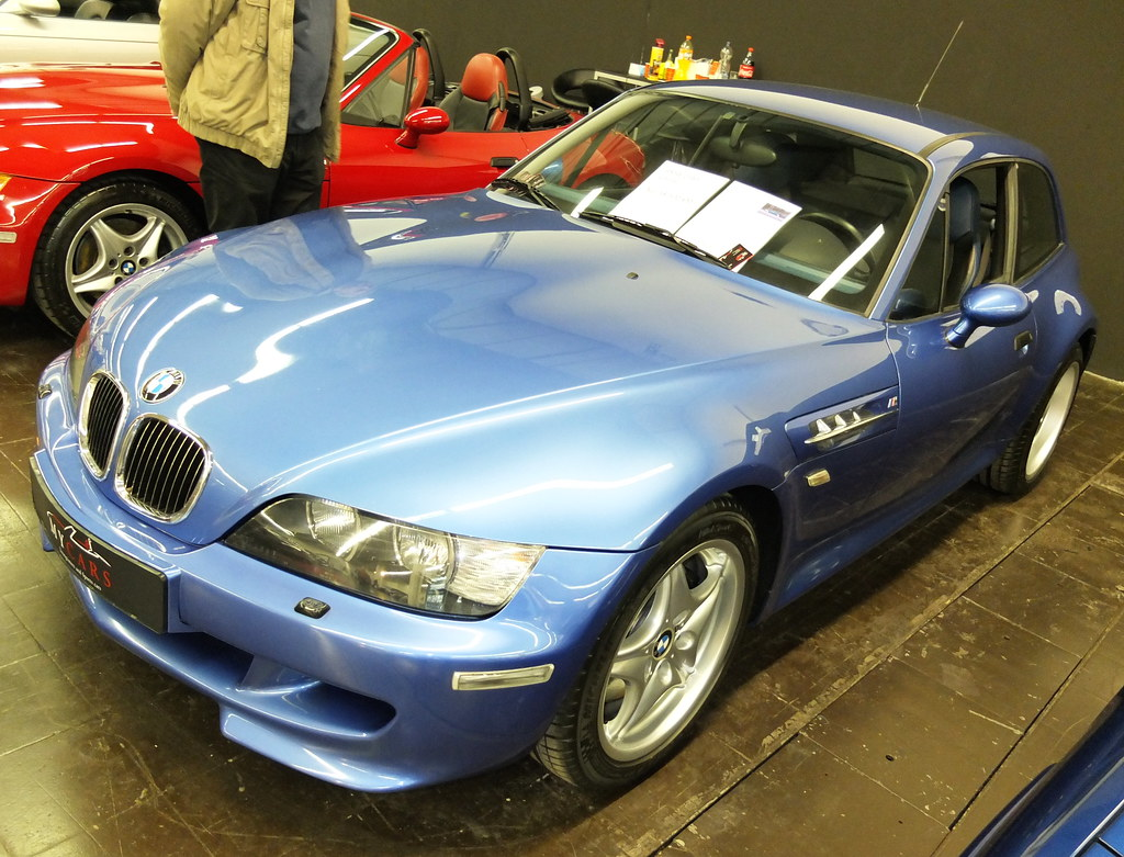 Bmw Z3 M Coupe 2000 Techno Classica Essen 2018 Hog Troglodyte