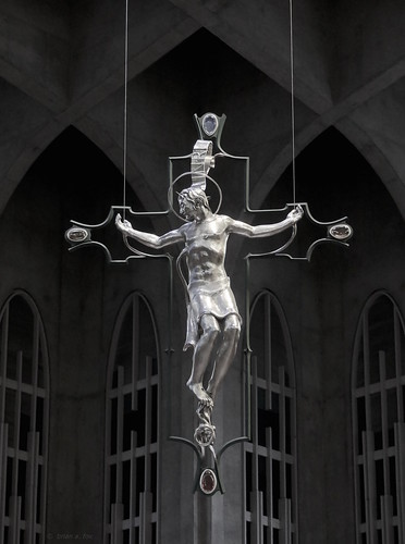 crucifix jesuschrist westminsterabbey monochrome bw
