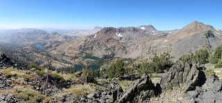 2346 Panorama view south from Dicks Pass on the Pacific Crest Trail | by _JFR_