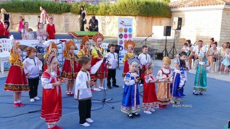 Παιδικό Πολυπολιτισμικό Φεστιβάλ – Δήμος Αγίου Αθανασίου (18.5.2018)