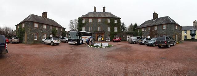 Moffat House Hotel