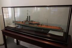 River Gunboat 'Mosquito' Ship Model