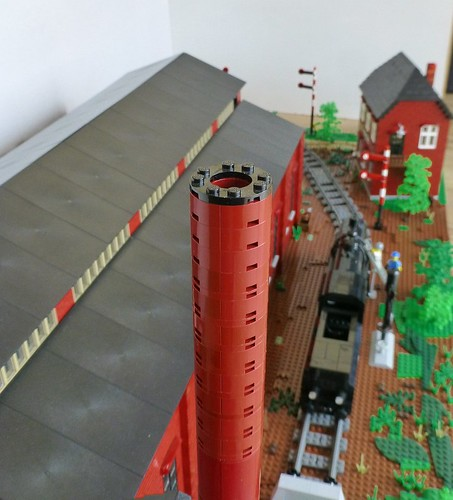 19 Steam Locomotives Factory | by fasolic