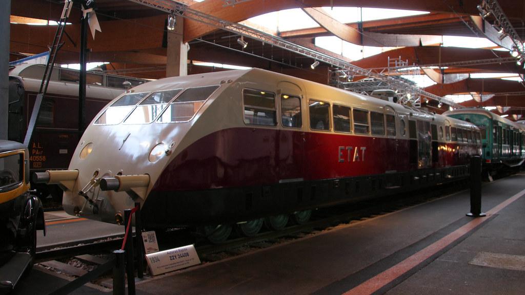 Cité du Train (3) | My favourite exhibit in Mulhouse: in use