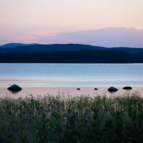 water sundsnäs summer sverige landscape sunset byrviken canoneos5dsr siljan sweden outdoor dalarna canonef100400mmf4556lisiiusm solnedgång siljansnäs dalarnaslän se
