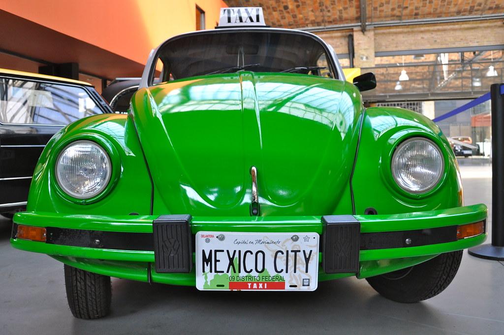 Volkswagen Vocho Sedán I 1992 Taxi Mexico Ciudad Classic Flickr