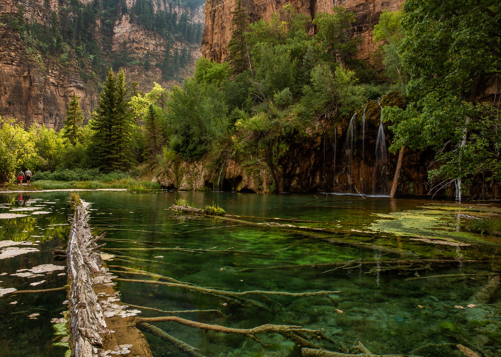 Hanging Lake Glenwood Springs Co Reggie Root Flickr