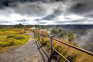 Steaming Bluff at Hawai'i Volcanoes National Park | by Hawai'i Volcanoes NPS