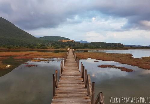 bridge woodenbridge diavasidia lefkada