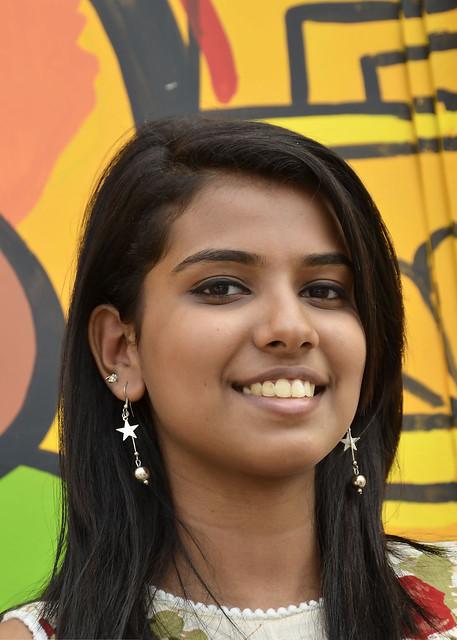westernized Indian woman 3 - Delhi India