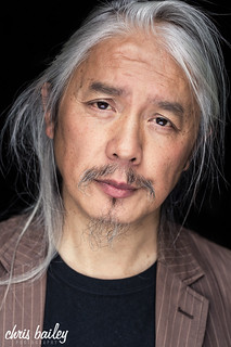 New portrait of Actor, Clem So | by Chris Bailey Photographer