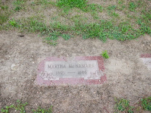Martha McNamara | by grongar