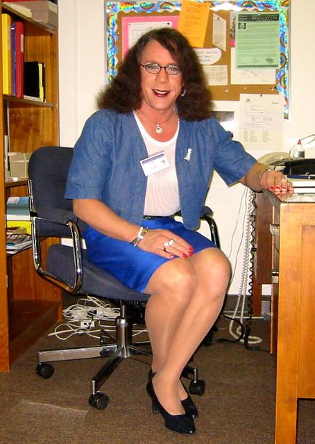Receptionist volunteer