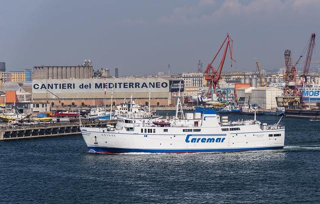 Caremar Ferry Naiade