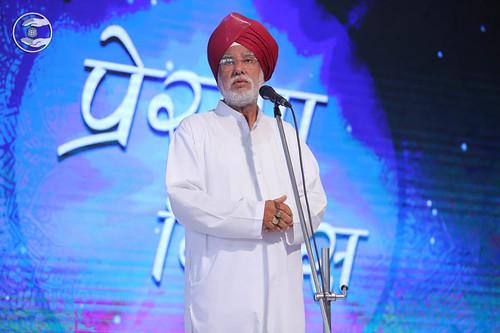 Kuldip Singh from Sant Nirankari Colony, Delhi, expresses his views