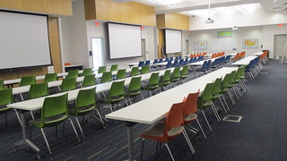LSP Spaces - Classroom A&B