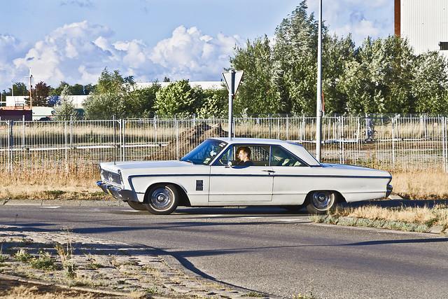 Plymouth Fury III Hardtop 1966 (8449)