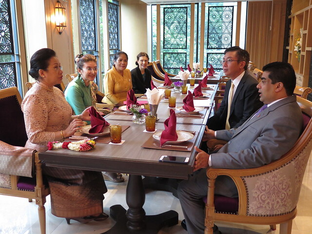 Thailand-2018-07-29-Asian Leaders Participate in Peace Conference in Thailand