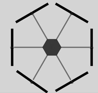 hexa v2 15er rohre | by Upgrade 08/15