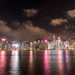 Beautiful Night View at Hong Kong