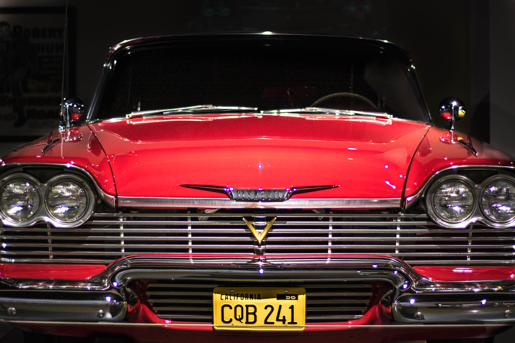 Plymouth Grille