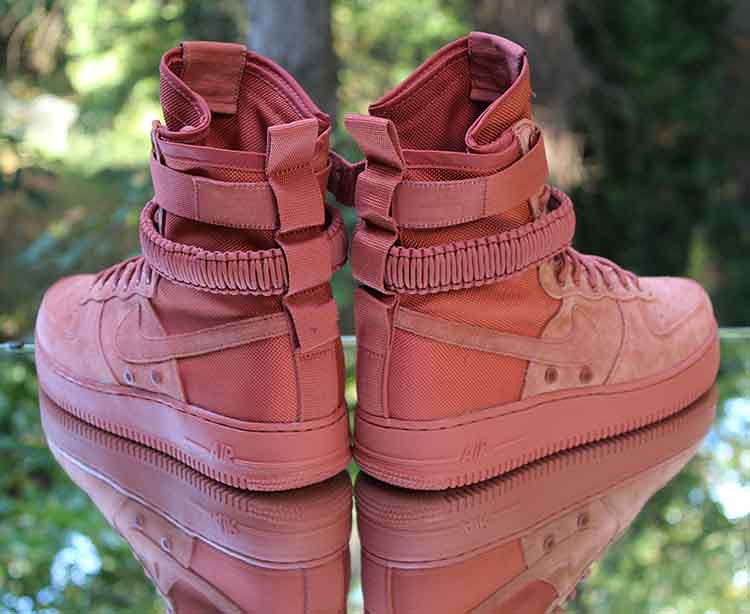 info for 0ee48 95914 ... Nike SF Air Force 1 Dusty Peach Men s Size 9 Special Field 864024-204