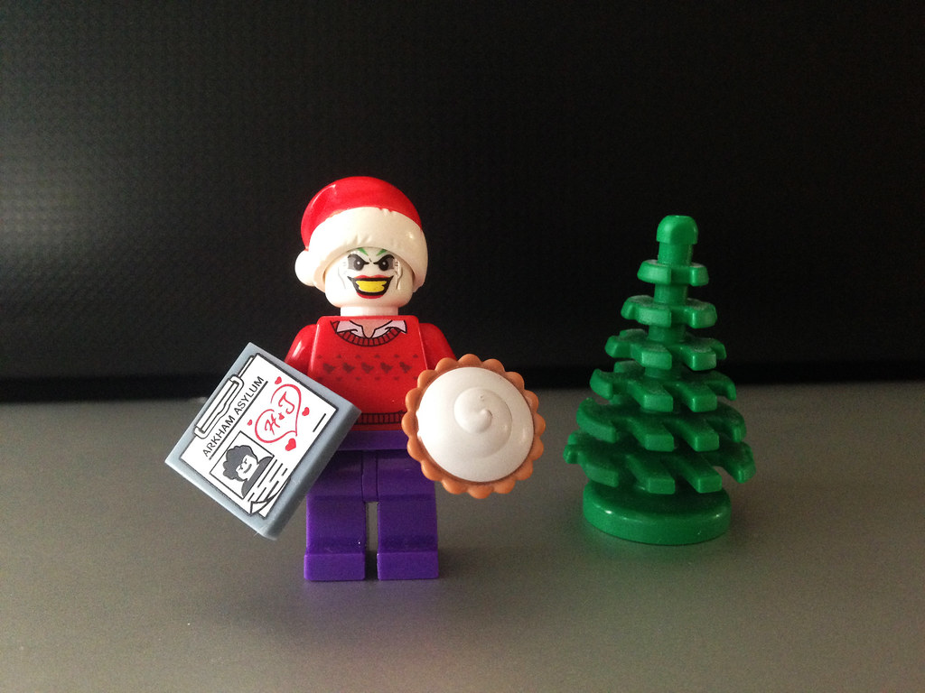 Christmas With The Joker.Christmas With The Joker Bricks Freaks Flickr