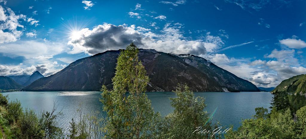 Achensee in Tirol - Panorama